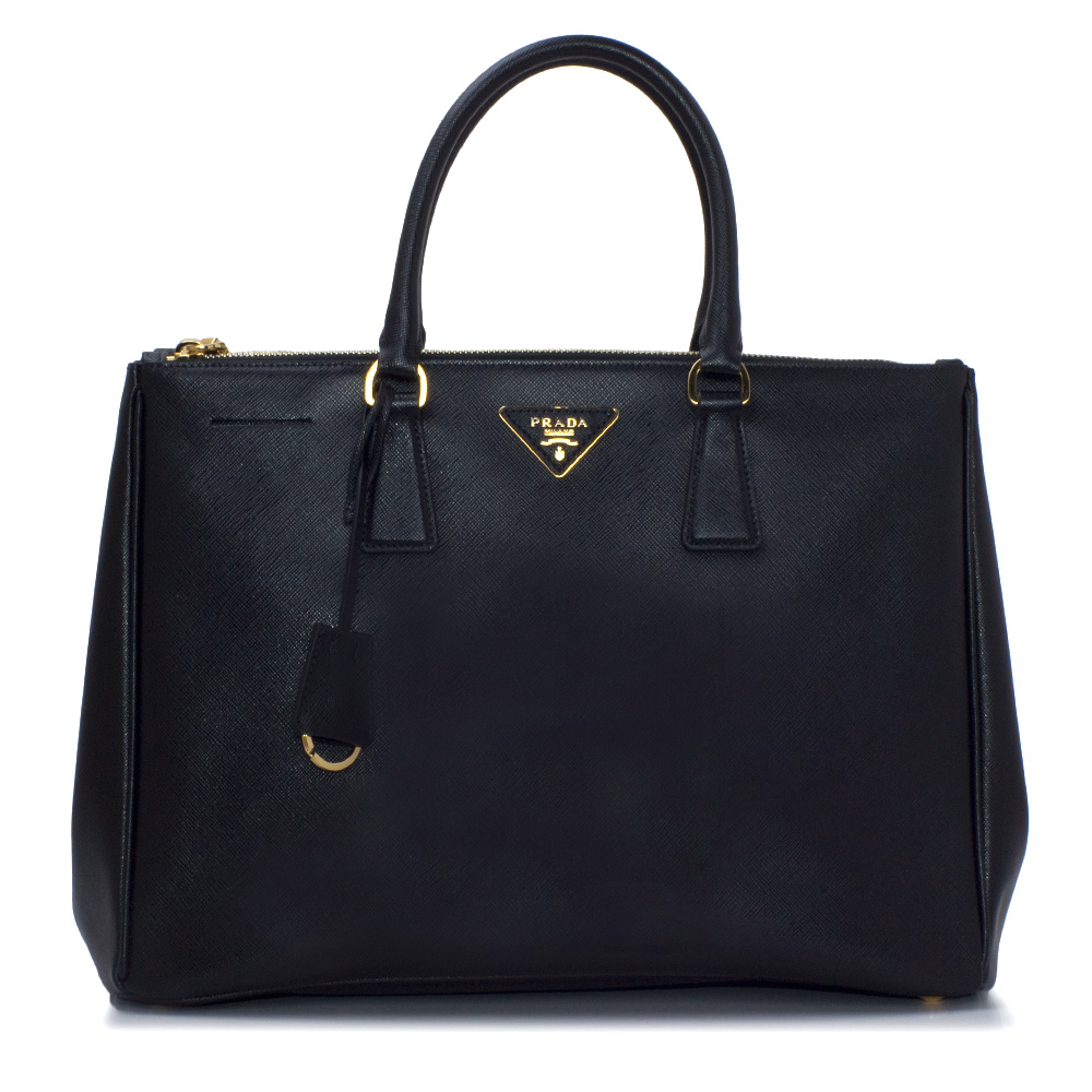 Celebs that Carry\u2026 Prada Saffiano Classic Tote | The Bagateur