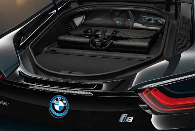 BMW I8 iii